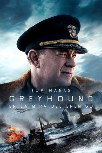 portada Greyhound: Enemigos bajo el mar