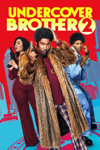 Poster of Undercover Brother 2