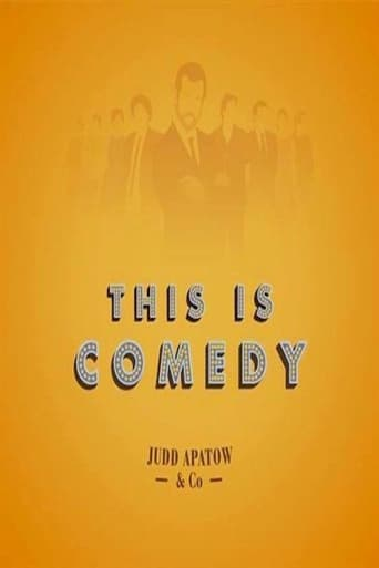 Poster of This Is Comedy