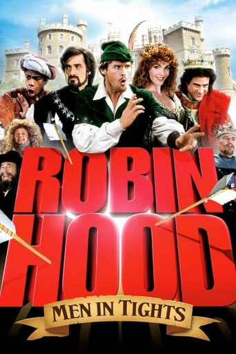 Watch Robin Hood: Men in Tights Online Free in HD