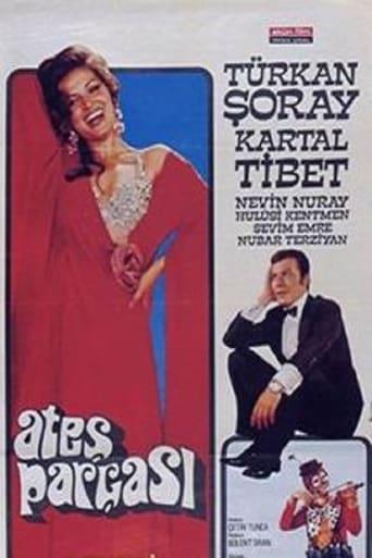 Poster of Ateş Parçası