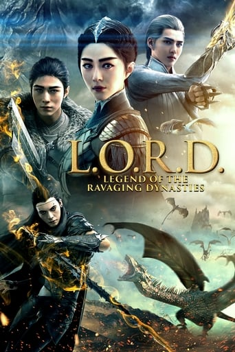 Poster of L.O.R.D: Legend of Ravaging Dynasties