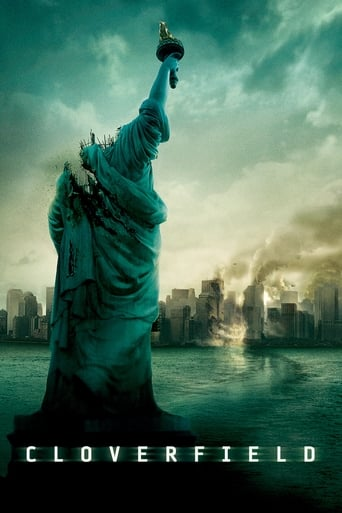 Poster of Cloverfield