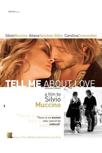 Poster of Tell Me About Love