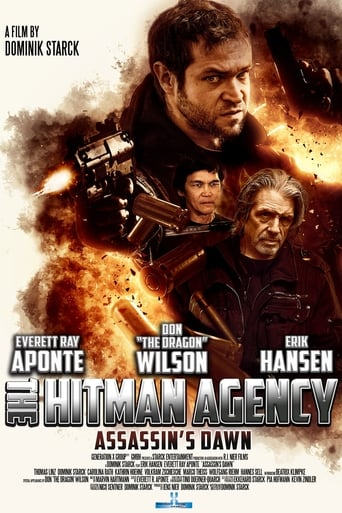 Poster of The Hitman Agency