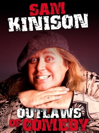 Poster of Sam Kinison: Outlaws of Comedy