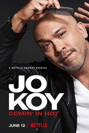 Poster of Jo Koy: Comin' In Hot