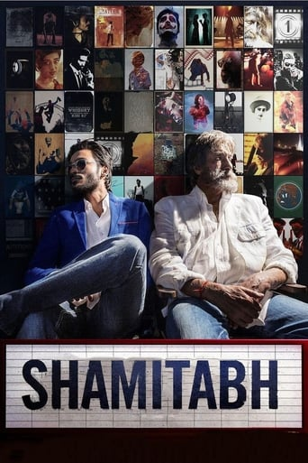 Poster of Shamitabh