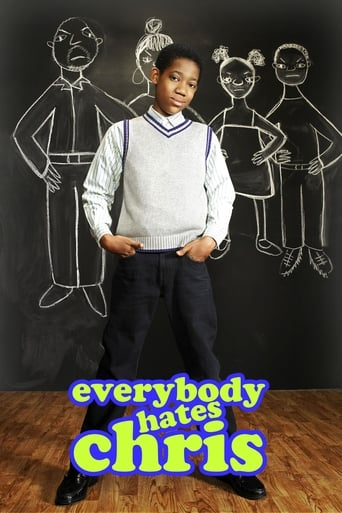 Everybody Hates Chris Poster