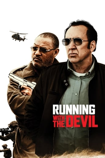 Running with the Devil - Poster