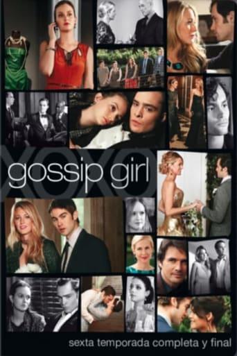 Poster of Gossip Girl