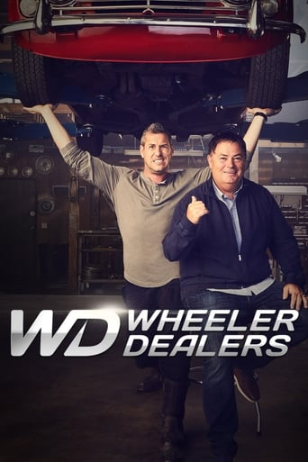 Wheeler Dealers free streaming
