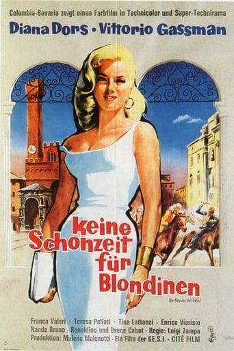 Keine Schonzeit für Blondinen