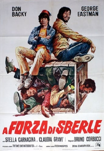 Poster of A forza di sberle