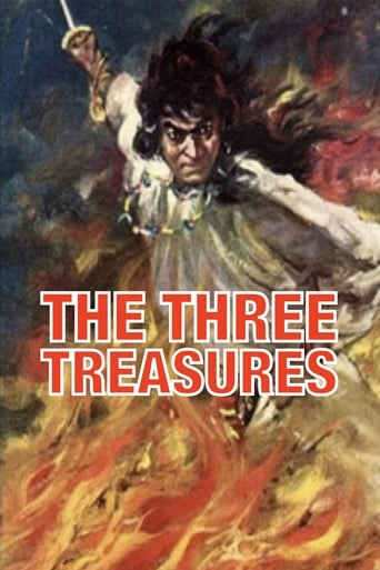 Poster of The Three Treasures