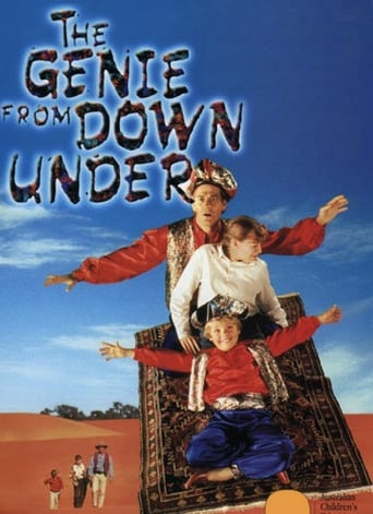 Poster of The Genie From Down Under