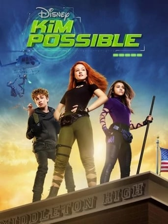 Poster of Kim Possible