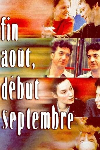 Ende August, Anfang September
