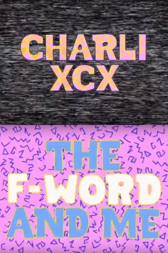 Poster of Charli XCX: The F-Word and Me