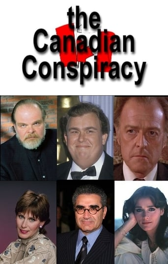 Poster of The Canadian Conspiracy