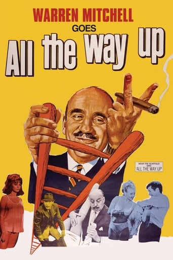 Poster of All the Way Up