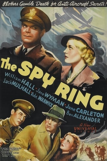 Poster of The Spy Ring