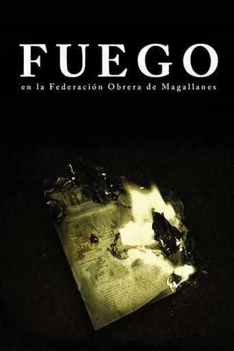 Fuego, en la Federación Obrera de Magallanes