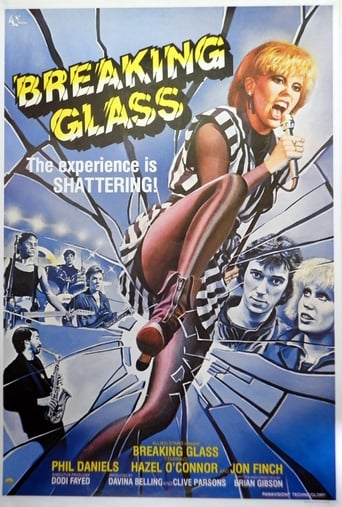 Poster of Breaking Glass