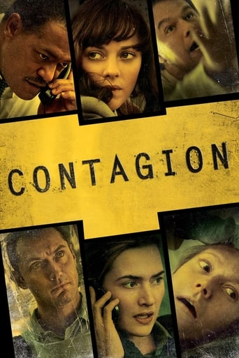 Poster of Contagion