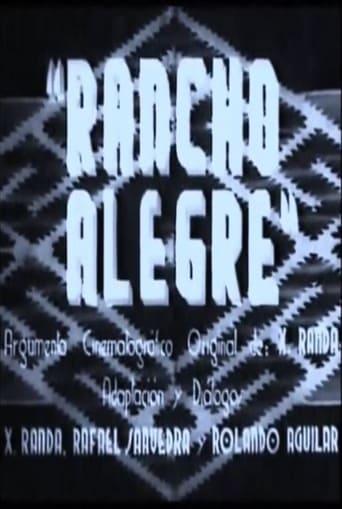 Poster of Rancho Alegre,