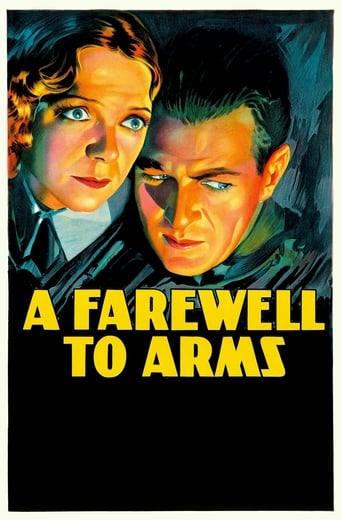 Poster of A Farewell to Arms