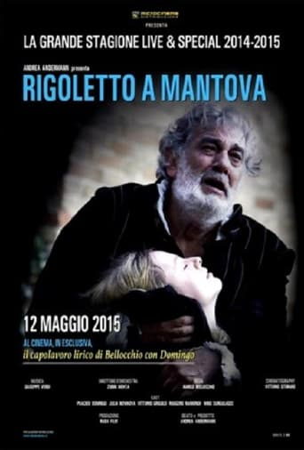 Poster of Rigoletto a Mantova
