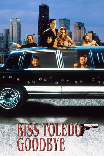 Poster of Kiss Toledo Goodbye