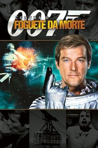 007 Contra o Foguete da Morte - Poster