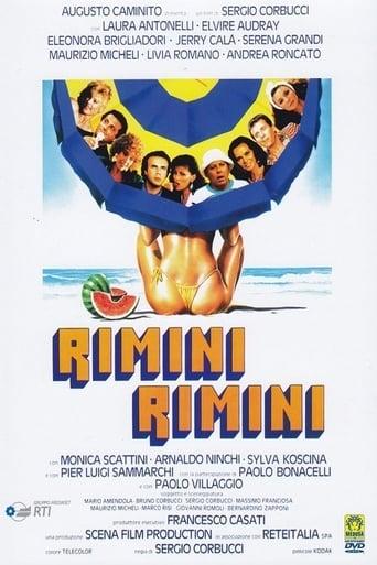 Poster of Rimini Rimini