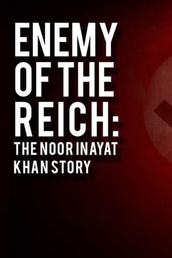 Poster of Enemy of the Reich: The Noor Inayat Khan Story