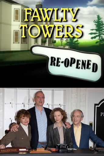 Poster of Fawlty Towers: Re-Opened