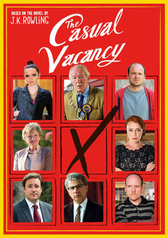 Poster of The Casual Vacancy fragman