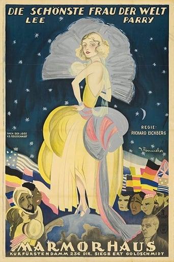 Poster of Die schönste Frau der Welt