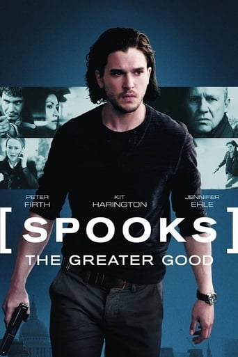 Watch Spooks: The Greater Good 2015 full online free