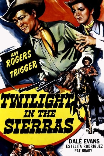 Poster of Twilight in the Sierras