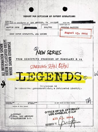 Legendos / Legends (2014) 1 Sezonas