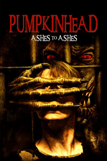 Poster of Pumpkinhead: Ashes to Ashes