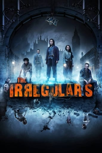 Poster The Irregulars