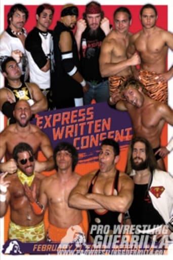 Poster of PWG: Express Written Consent