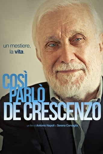 Poster of Così parlò De Crescenzo