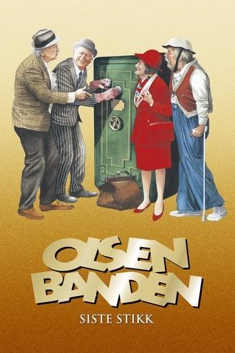 Poster of Olsenbandens siste stikk