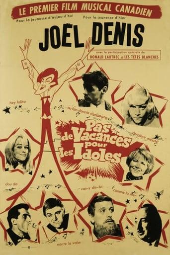 Poster of Pas de vacances pour les idoles