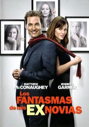 Poster of Los fantasmas de mis exnovias