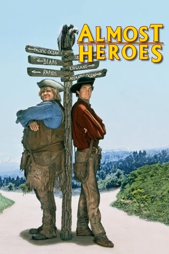 Poster of Almost Heroes